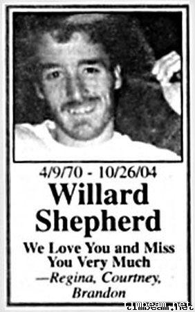 Willard Shepherd